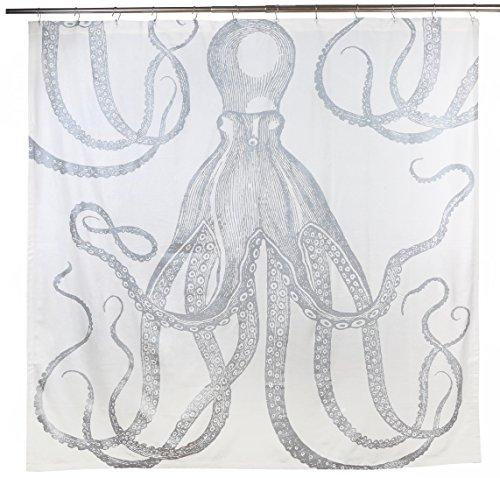 (Thomas Paul Octopus Silver Metallic 72
