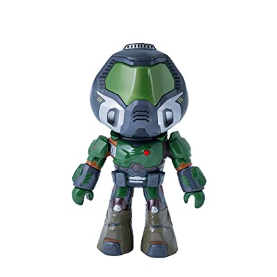 DOOMGUY Marine Collectibles Figure (Articulated, with Sound): Home & Kitchen