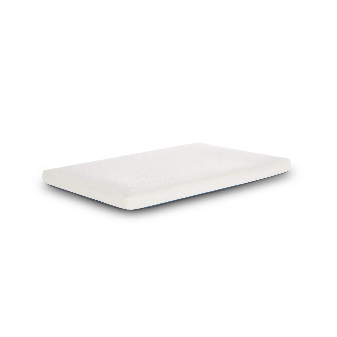 Ecus Care MCAR075052 - Colchón de minicuna anti plagiocefalia, 75 x 52, color blanco: Amazon.es: Bebé