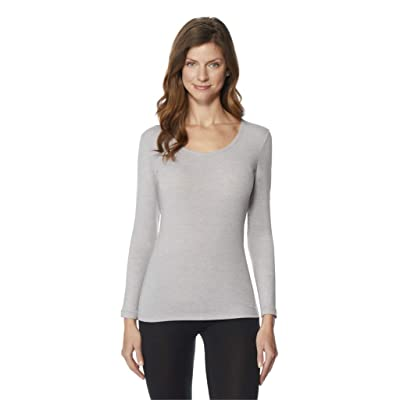 Womens Heat Plus Baselayer Top at Women's Clothing store
