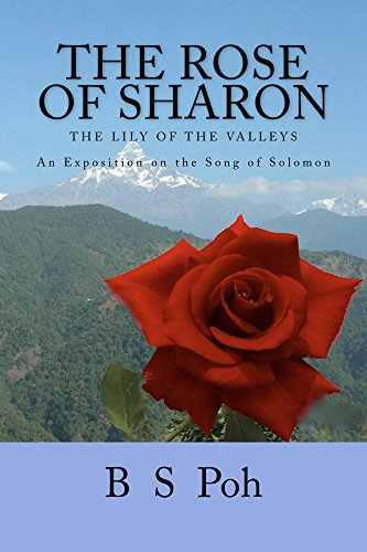 The Rose of Sharon, the Lily of the Valleys