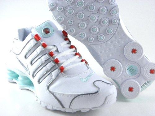timeless design 50b57 d8279 NIKE Shox NZ Women s Running Shoes