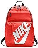 Nike Elmntl Unisex Polyester Backpack (Rush Coral)