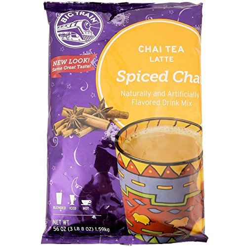Big Train Spiced Chai Mix-3.5 Lbs by Big Train