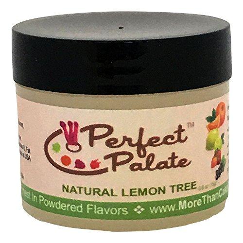 More Than Cake Perfect Palate Natural Lemon Tree Powdered Flavor (Lemon Glaze Lemon Cake)