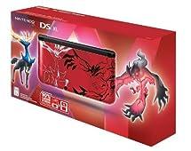 Nintendo Pokémon X & Y Limited Edition 3DS XL - Red