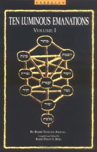 001: Ten Luminous Emanations I by Brand: Research Centre of Kabbalah