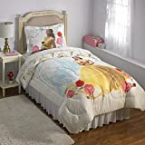 Beauty and the Beast Twin Comforter with Sham
