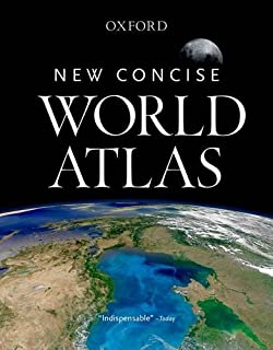 Atlas of the world oxford atlas of the world 9780190634285 new concise world atlas fandeluxe Gallery