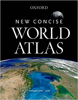 New concise world atlas oxford 9780190265410 atlases amazon canada gumiabroncs Gallery