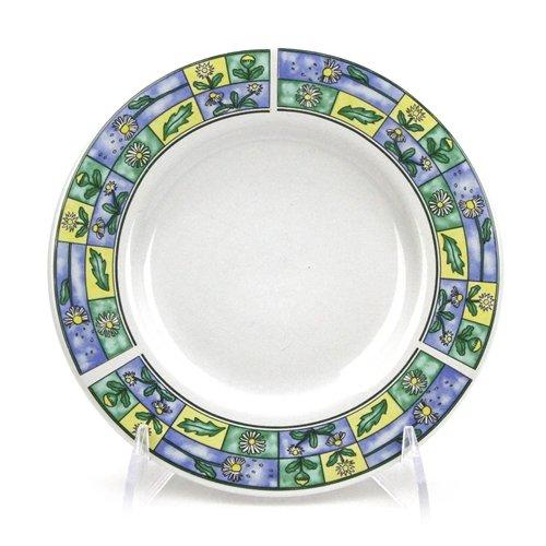(Daisy Field by Sakura, Stoneware Bread & Butter Plate)