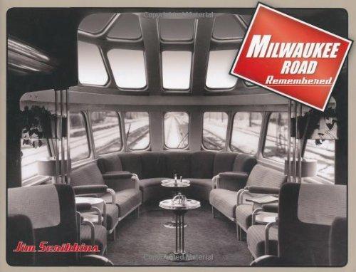 (Milwaukee Road Remembered (Fesler-lampert Minnesota Heritage Book Series) )