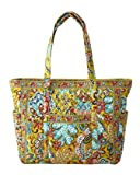 Vera Bradley Get Carried Away Tote in Provencal, Bags Central