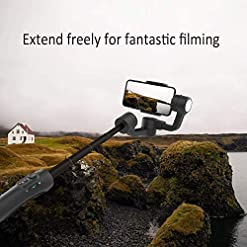 FeiyuTech Vimble 2S 3-Axis Handheld Gimbal Stabilizer for iPhone 11 Pro Xs Max XR X Smartphone Samsung Galaxy Note10/10… Mobile Phones and Communication [tag]