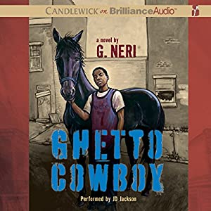 Ghetto Cowboy Audiobook