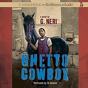 Ghetto Cowboy Audiobook