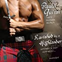 Ravished by a Highlander: The Children of the Mist Series, Book 1 Audiobook by Paula Quinn Narrated by Carrington MacDuffie