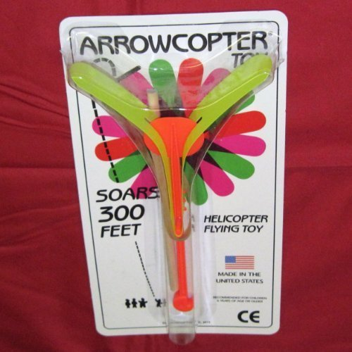 Arrowcopter Toy by Arrowcopter