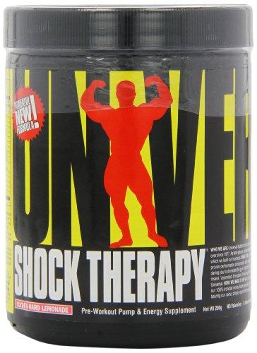 Thérapie de choc Universal Nutrition, Hard Lemonade Clyde, 200 grammes