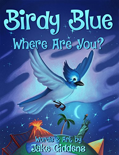 Birdy Blue: Where Are You? (Birdy Bed)