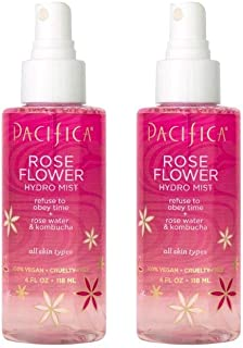 product image for Pacifica Rose Flower Hydro Mist, 2Count