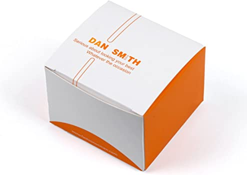 Dan Smith - Corbata - para hombre morado DAE1015-Violet Talla ...