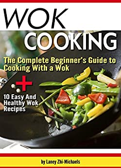 Wok Cooking Complete Beginners Healthy ebook product image