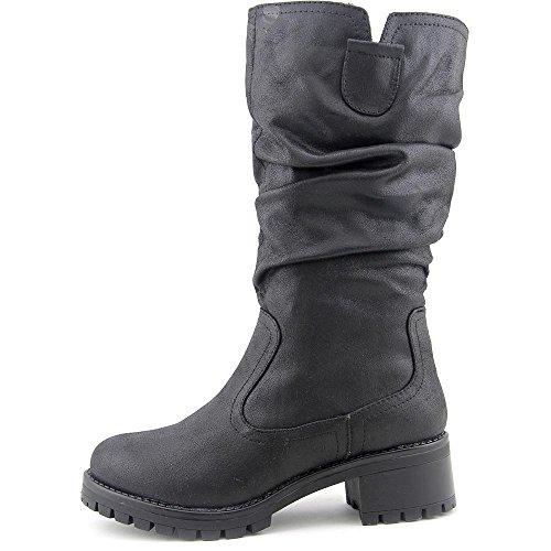Calf Pickup M Black 5 US Lug Dials Boots 6 Mid Slouch Sole 7 qOxtP851w1