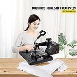 VEVOR Heat Press 12X15 Inch Heat Press Machine 5 in