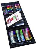 Best Art Kits - Art 101 Kids 154-Piece Trifold Easel Art Set Review
