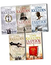 Conn Iggulden Emperor Series, 5 Books…
