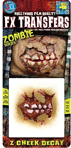 (Tinsley Transfers SM 3D FX Zombie Cheek)