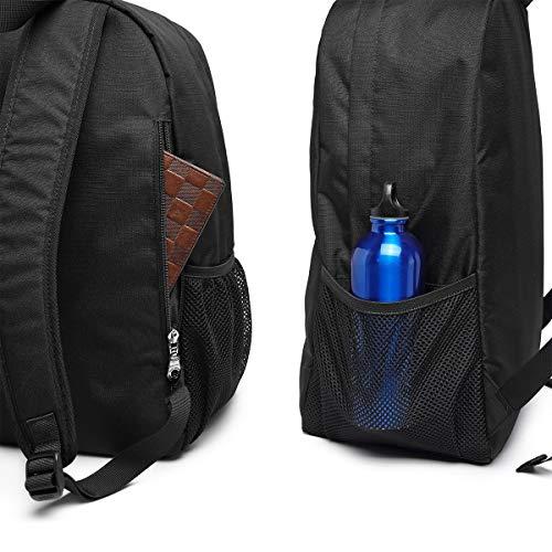 Marvin The Martian Unisex For College Schoolbag Laptop Backpack Travel Bookbag