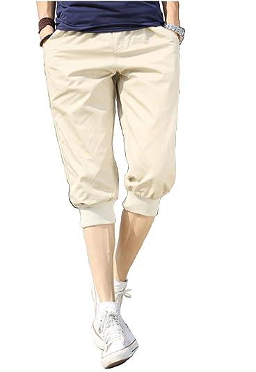 e36d67447ef1a Amazon.co.jp: ショートパンツ ハーフパンツ メンズ ショーパン 短パン 夏 春 半ズボン クロップドパンツ チノパン ロールアップ カーゴ パンツ サマーパンツ 大きい ...