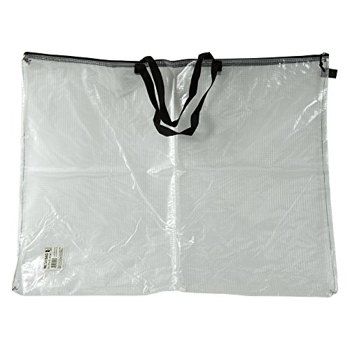 Art Alternatives Vinyl Mesh Bag 24x32 with Handle ()