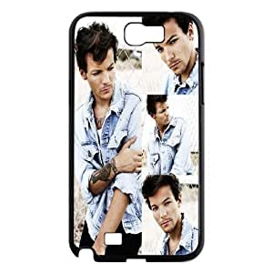 New Design Durable Back Cover Case for Samsung Galaxy Note 2 N7100 Phone Case - Louis Tomlinson HX-MI-108809
