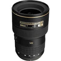 Nikon AF-S FX NIKKOR 16-35mm f/4G ED Vibration Reduction Zoom Lens with Auto Focus for Nikon DSLR Cameras International Version (No warranty)