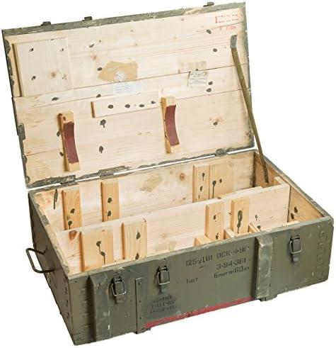 Caja de municiones AD81 de aproximadamente 83 x 53 x 30 cm caja de ...