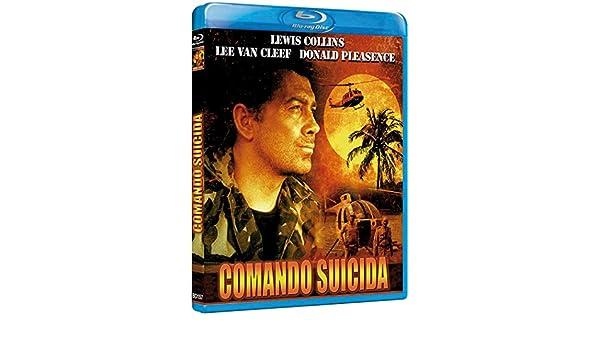 Comando suicida [Blu-ray]: Amazon.es: Lee Van Cleef, Lewis ...