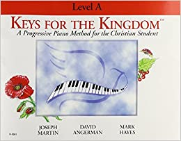 Keys for the Kingdom: Level A Method Book by David Angerman (1995-12-01)