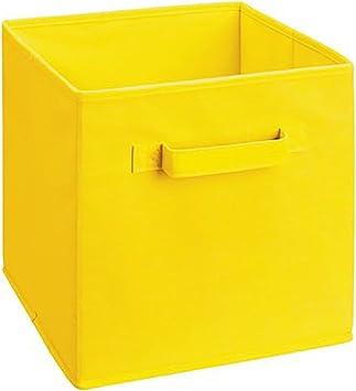 Plegable Tela Almacenaje Papelera No Tejido Plegable Cubo Caja ...
