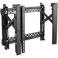 Mount-It! Pop Out Video Wall Mount, Digital Signage TV Menu Board Mount for 32 to 70 TVs, Up To VESA 600x400, Commercial Grade 154 Lbs Capacity