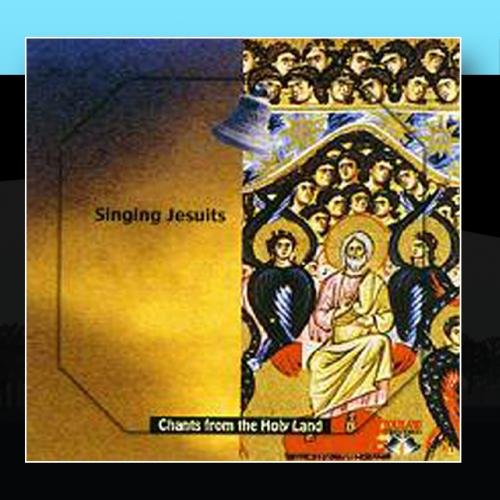 CD 10-The Singing Jesuits-Live During Easter Week In Jerusalem by Holy Land Records