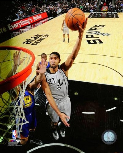 Tim Duncan San Antonio Spurs 2013-2014 N - Spurs Photo Shopping Results