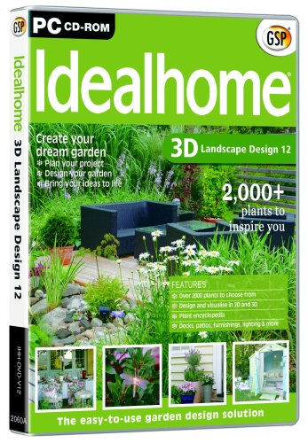 Ideal Home 3d Landscape Design 12 Buy Online In Albania Brand Avanquest Software Products In Albania See Prices Reviews And Free Delivery Over 7 500 Lek Desertcart