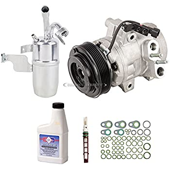 AC Compressor w/A/C Repair Kit For Ford Transit Connect 2010-2015 - BuyAutoParts 60-82780RK New