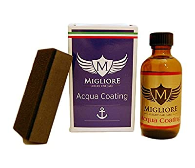 Migliore Acqua Coating: Extremely Durable Marine Coating and Sealant!