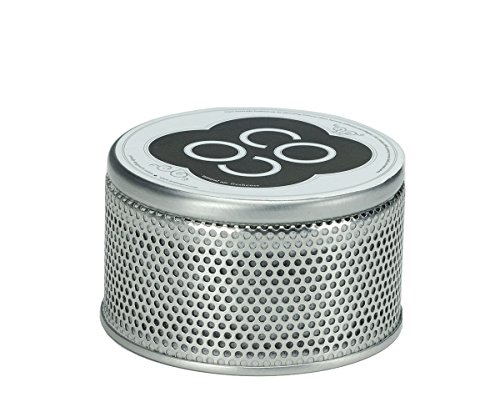 Coco Natural Air Freshener Mini Naturally Absorbing Odors, Bacteria, Pollutants, (Laundry Air)