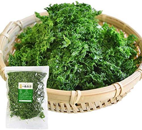 特級あおさのり 400g(200g×2袋) 愛知県産 アオサ海苔 海藻 チャック付袋入