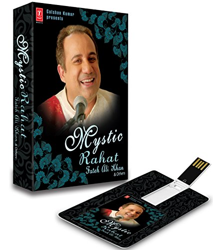 Price comparison product image MUSIC CARD-MYSTIC RAHAT FATEH ALI KHAN & OTHERS